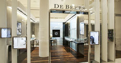 De Beers bullish on demand
