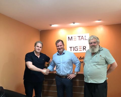 Metal Tiger invests in unlisted Australian explorer