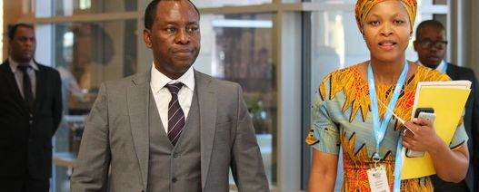 Zwane fails to acknowledge looming mining charter shadow