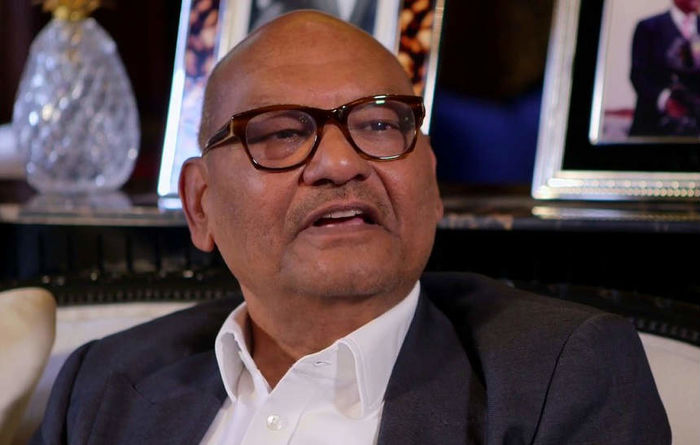 Anil Agarwal's options with Anglo
