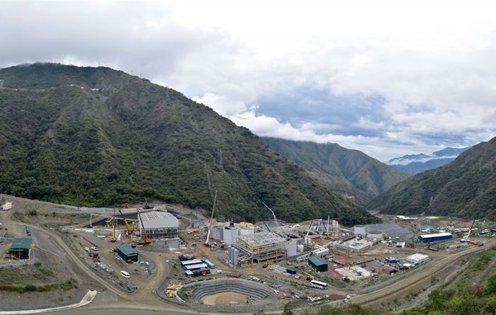 Continental Gold sees high-grade in Buritica development drifts