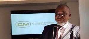 Revised mining charter due in June: Mantashe