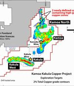Ivanhoe expands Kamoa North copper discovery