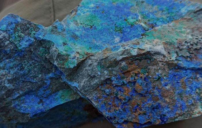 Max cites significant copper-silver results at Cesar