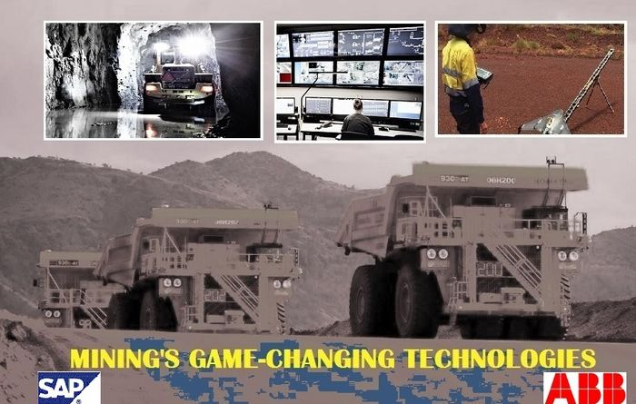 Mining's game-changing technologies