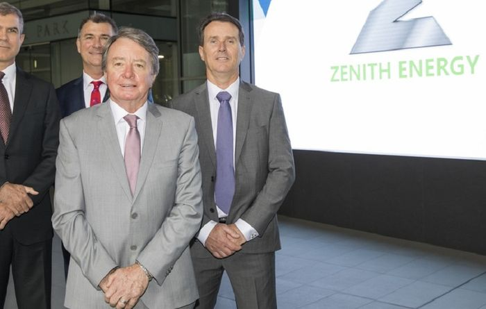 Zenith powering ahead