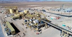 Nevada Copper agrees financial package
