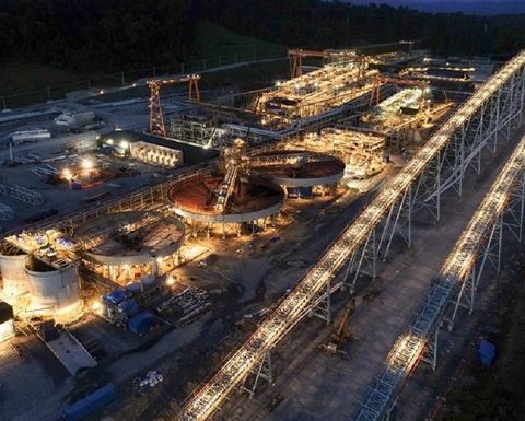 Cobre Panama back in full swing ahead of schedule
