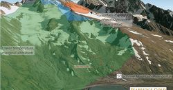 Seabridge flags new porphyry target at Iskut