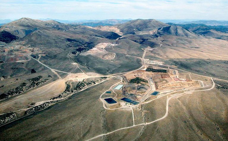 Kinross completes Nevada package deal