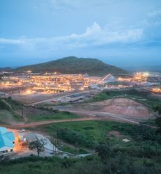 """[This] supports Barrick's search for new world-class gold deposits in the DRC"""