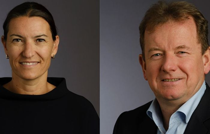 Weir elevates pair to group executive