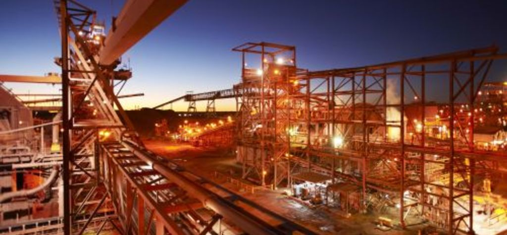 BHP unveils surprise copper find