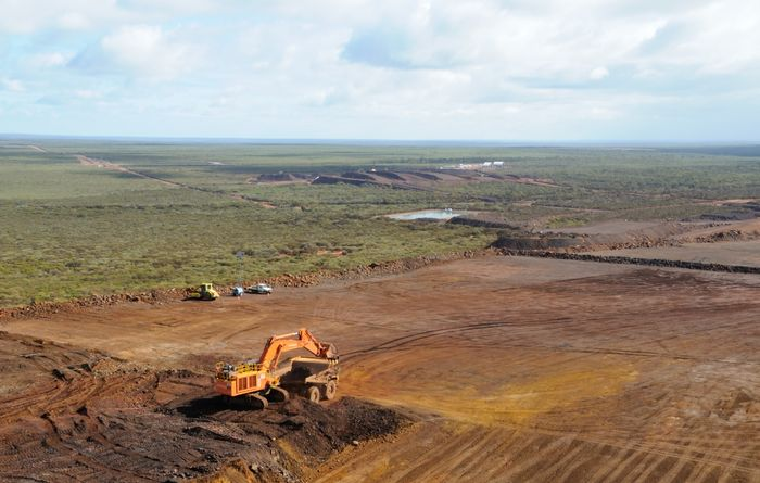 Low-grade iron ore could remain on sale
