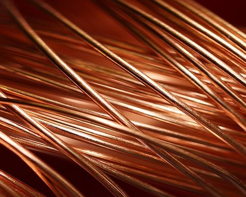 Copper smelting activity at multi-year lows