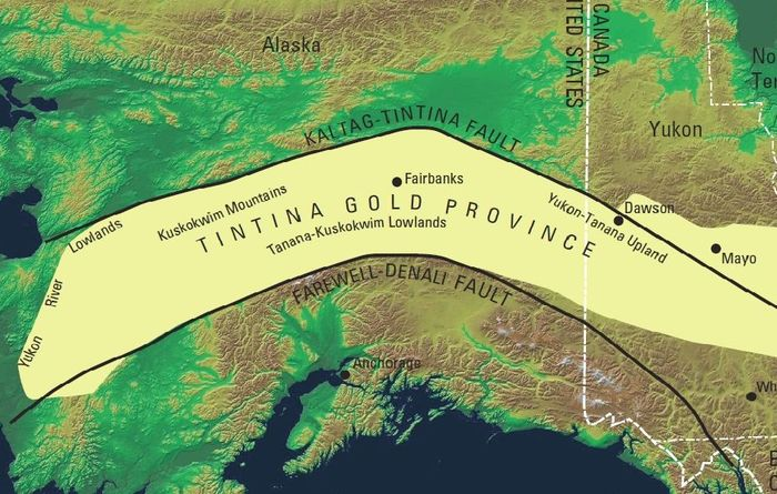 Riversgold's Alaska gold play set for drilling