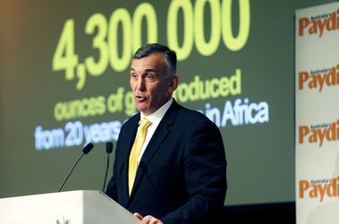 Resolute's Welborn backs Africa over USA