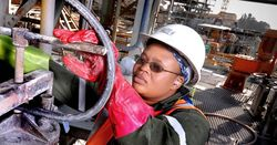 Few miners on new gender-equality index