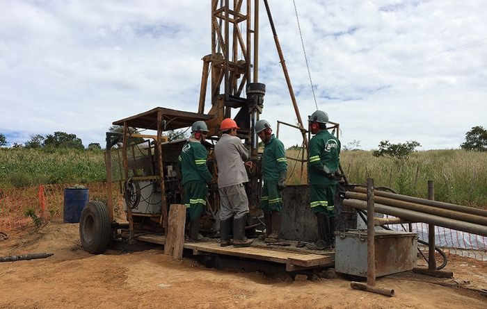 Jangada upgrades Pedra Branca resource