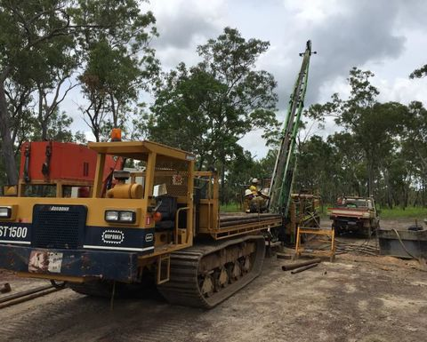 Toronto firm backs NT lithium project