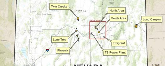 Newmont reaches Twin Creeks milestone