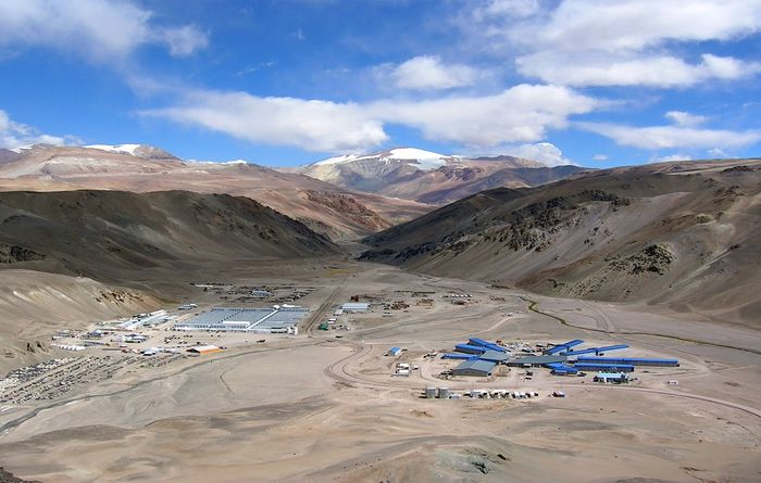 Barrick could face Veladero glacier heat