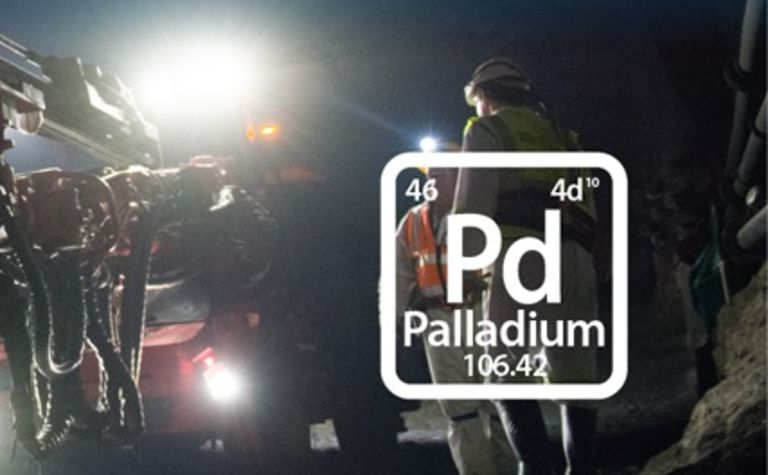 Palladium outlook boosts Waterberg JV partner