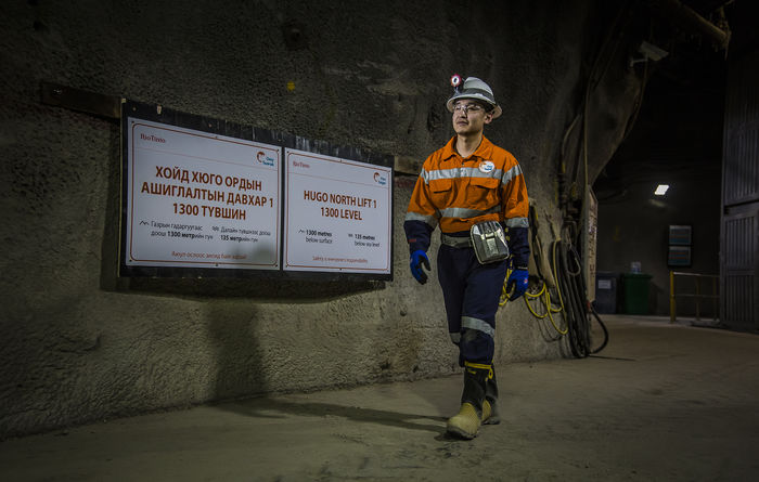 Rio Tinto happy with Oyu Tolgoi progress