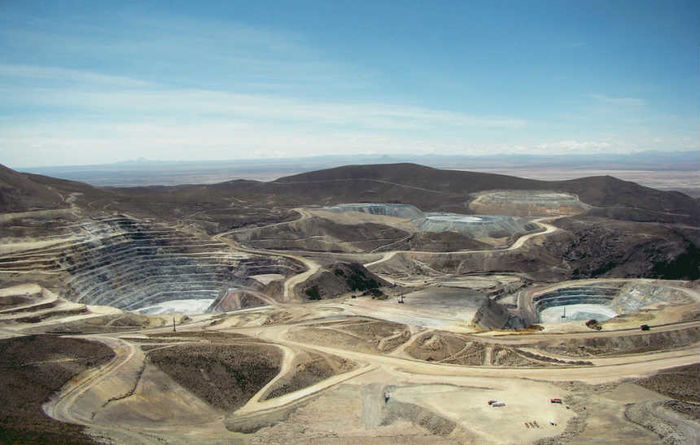Bolivia looks outside for mining growth