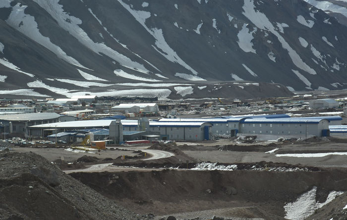 Argentina glacier decision could freeze miners