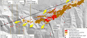 Barrick combines Goldrush and Fourmile