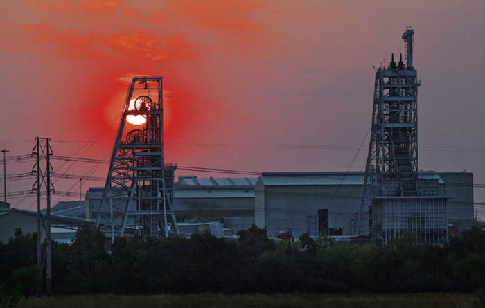 Lonmin pledge pleases investors