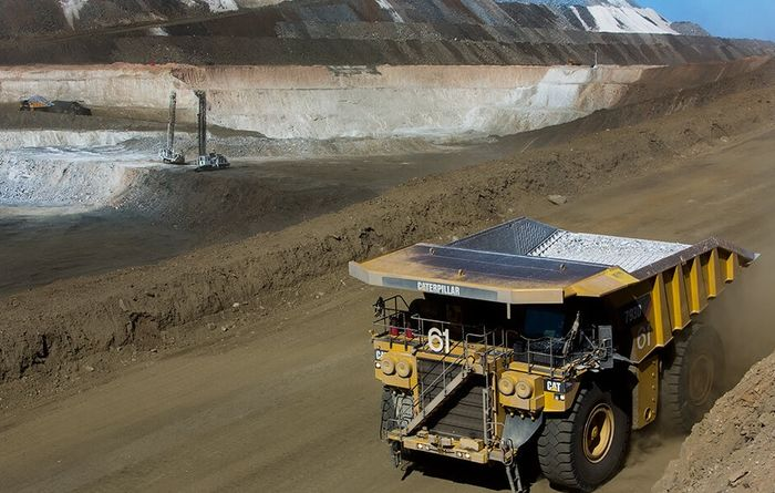 Kinross' Tasiast mine in Mauritania achieved record quarterly production