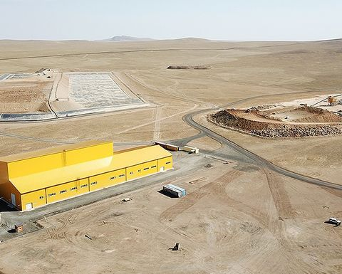 Steppe starts gold and silver sales in Mongolia