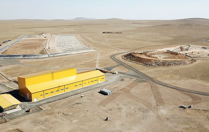 Steppe Gold has begun gold and silver sales from its ATO mine in Mongolia