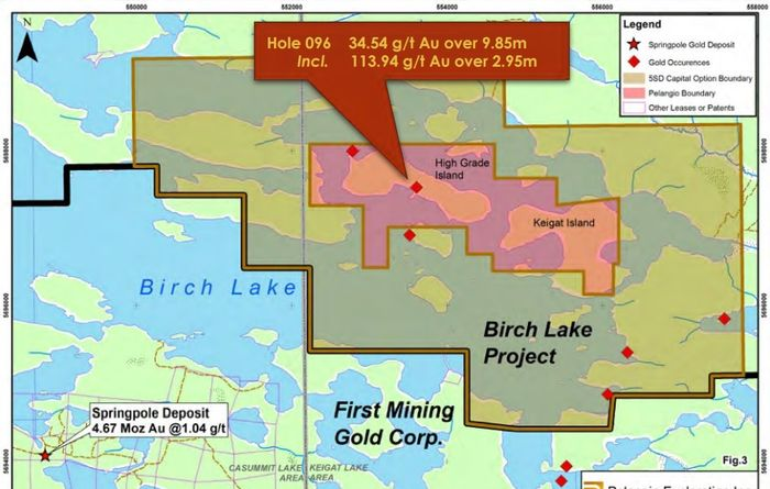 Pelangio gears up for Ontario exploration