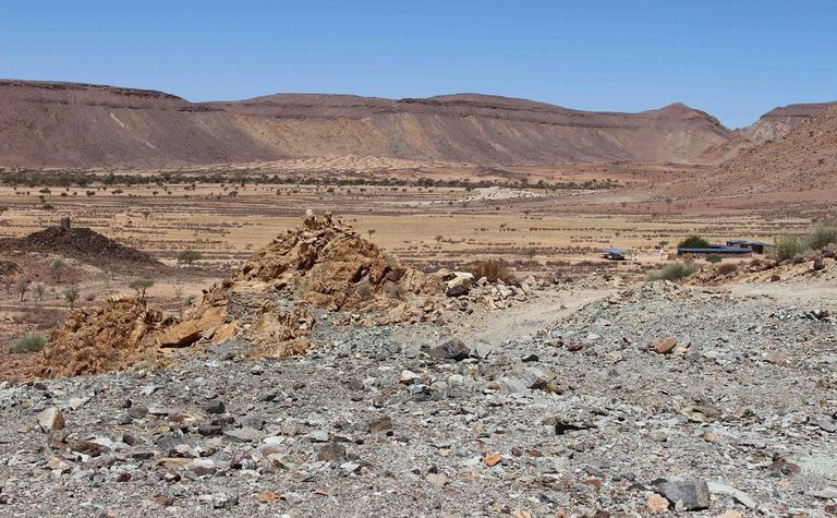 Gratomic nears graphite production in Namibia