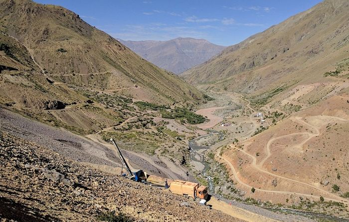 Los Andes making Vizcachitas project more robust
