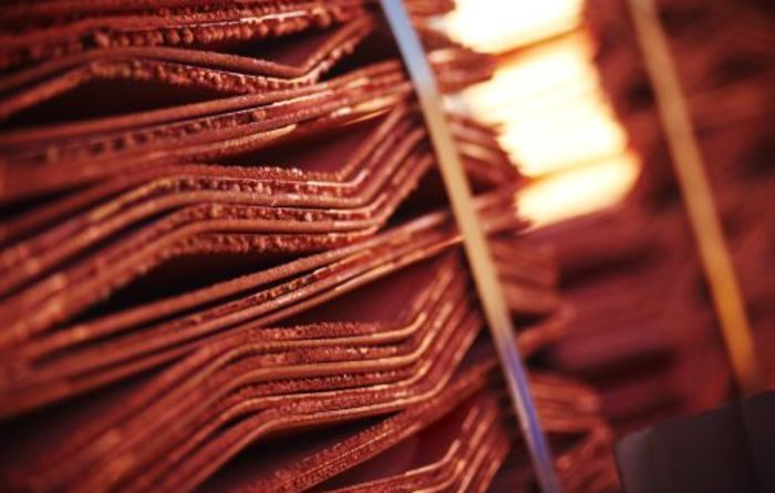 BHP shares copper excitement, Rio stays mum