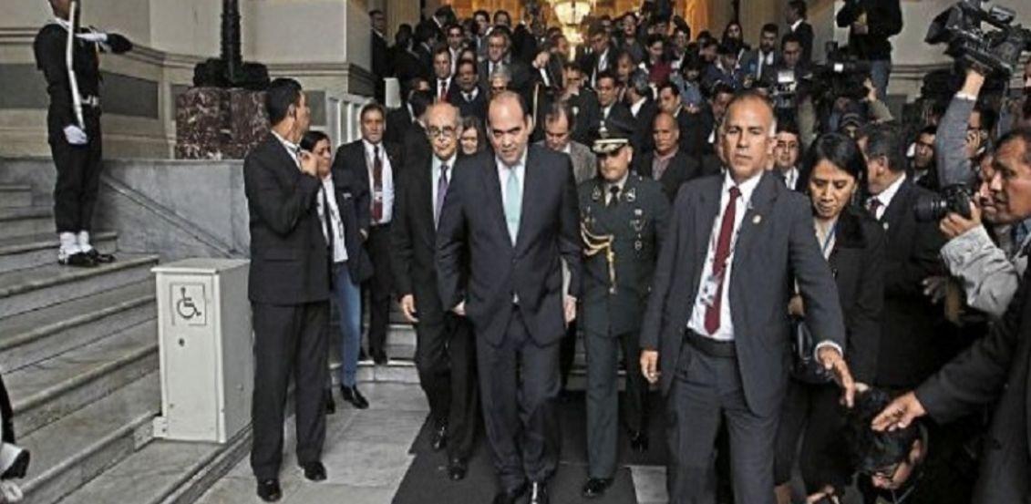 Peru Political Crisis After Cabinet No Confidence Vote
