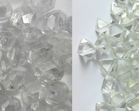 Synthetic diamonds' price differential continues to rise
