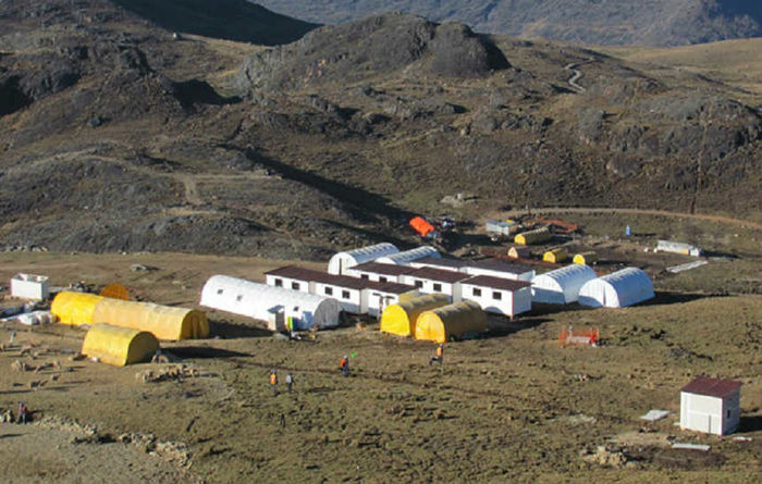 GoldMining enters Peru