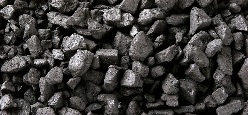 Coal climbs out of the cellar