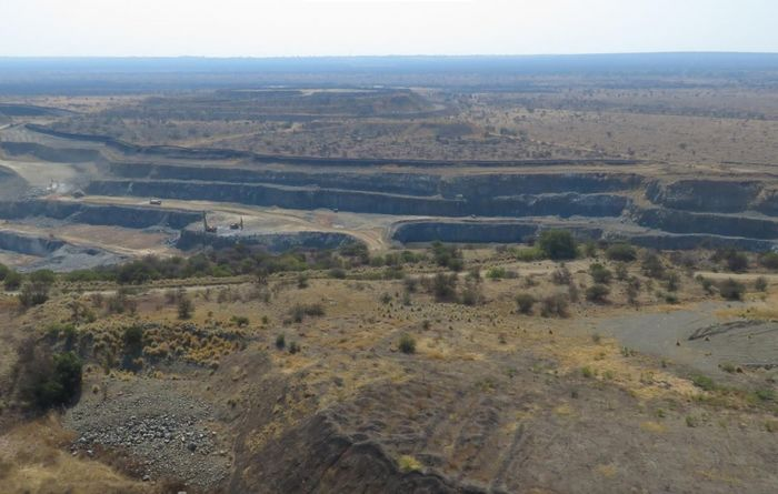 Strike halts Bushveld's Vametco mine