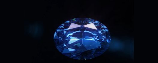 """[It] is one of the rarest and most remarkable blue diamonds ever discovered"""