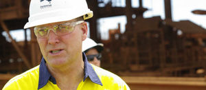 FMG's Nev Power: 'Crocodile closing'