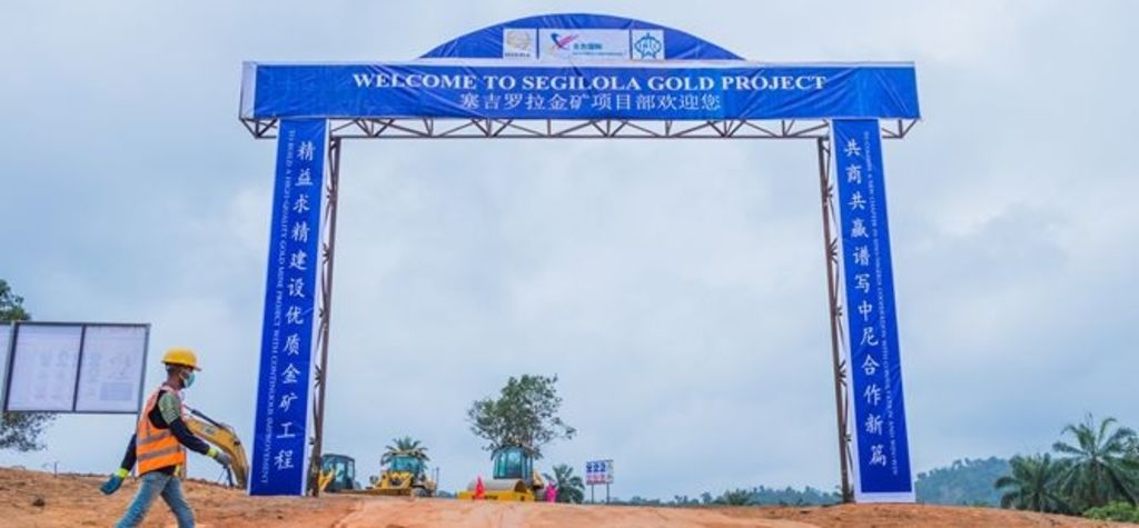 Thor goes ahead with new gold mine in Nigeria