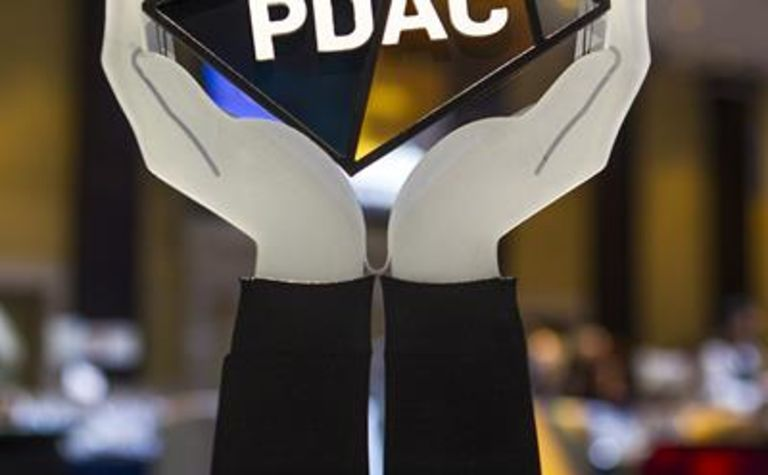 PDAC awards six top international and domestic performers