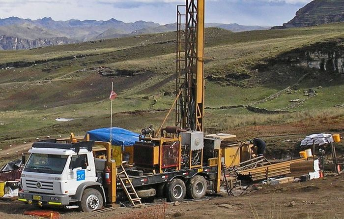 Peru juniors start new drilling programmes