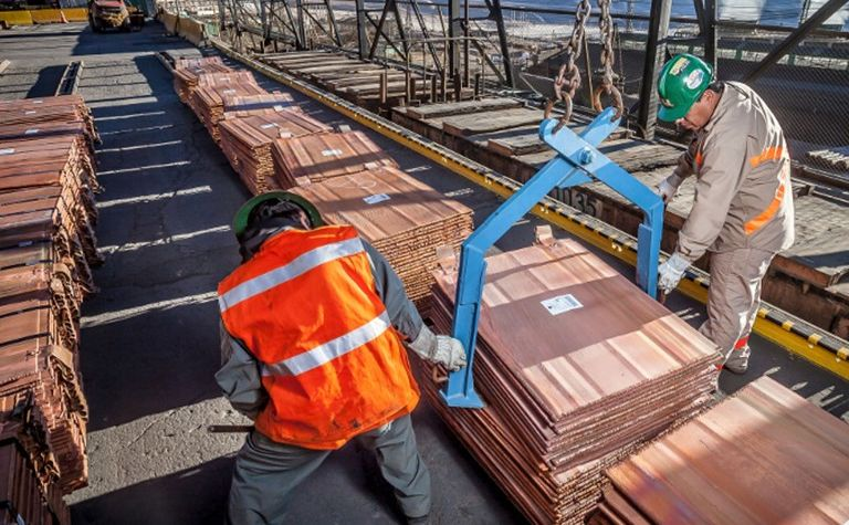 COVID-19 to cut copper production 7%